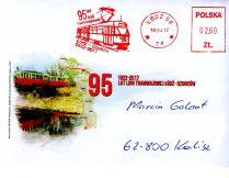 Więcej o 95 lat linii tramwajowej Łódź – Ozorków