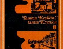 """Więcej o Eleonora Gajzler – """"Tamten Kraków, tamta Krynica"""""""