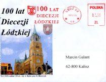 Więcej o 100 lat diecezji łódzkiej