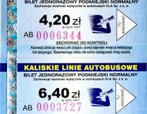 Więcej o Nowe bilety podmiejskie w Kaliszu